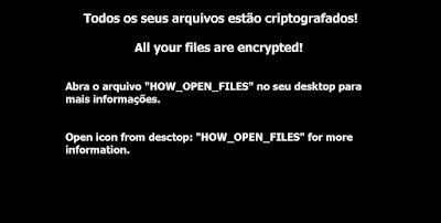 Ψάχνουμε λύση για να μην πληρώσετε λύτρα σε bitcoin αν κολλήσατε Ransomware - ιό κρυπτογράφησης Weber