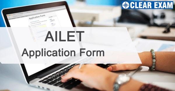 AILET Application Form 2020