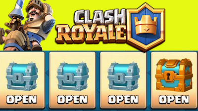 Cara Mendapatkan Gold Clash Royale