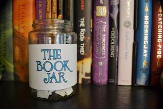 Book Jar Challenge ✭