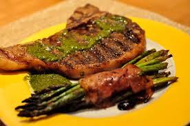 Chimichurri Steak (Cimicuri Biftek)