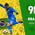 Pressionado, Brasil busca a primeira vitória na Copa contra Costa Rica