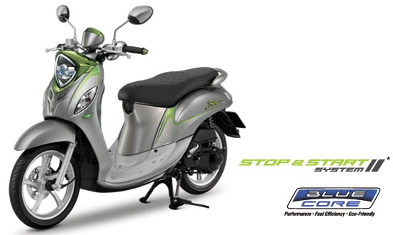 Yamaha Fino India