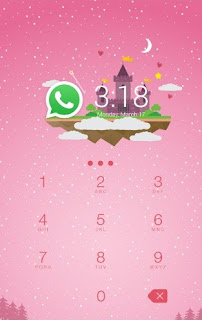 Download Cute Kitty CM Security Theme App