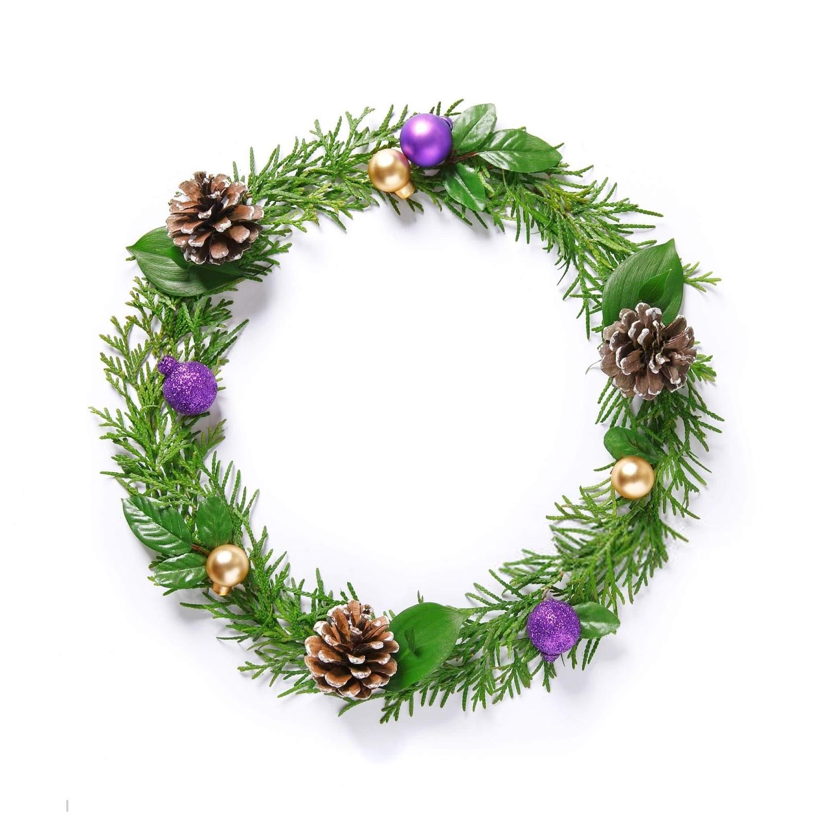Pictures of Wreaths On Doors