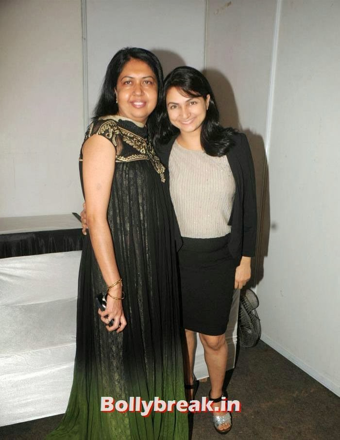 Swati Lomba, Anupama Verma, Rohit Verma's Fashion Show Pics