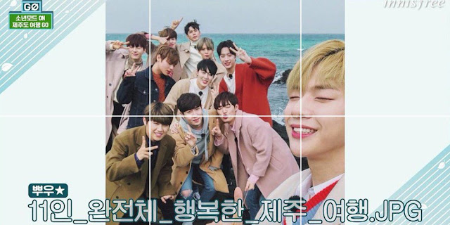 Wanna One Go in JEJU Subtitle Indonesia