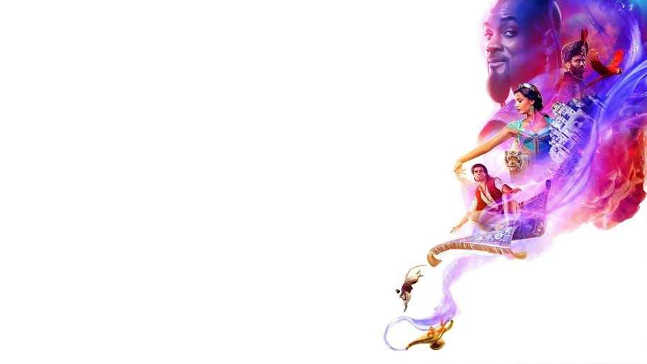 Aladdin 2019 Characters 8k Wallpaper 12