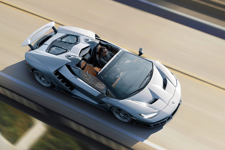 Photos The Lamborghini 2 3 Million Centenario Roadster Jenifer