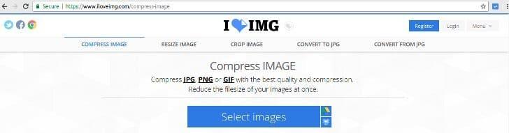 Ini dia website yang menyediakan layanan lengkap untuk keperluan  Cara Mudah Compress Foto, Resize, Crop Dan Convert Online Di iLoveImg
