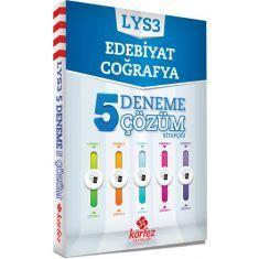 Körfez LYS3 Edebiyat-Coğrafya 5 Fasikül Deneme
