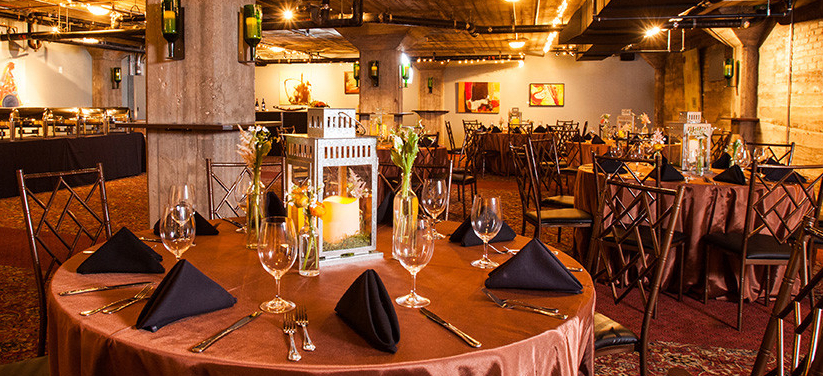 MAX's Wine Dive Wedding Venue