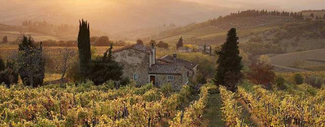 Toscana y servidumbres