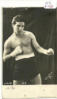 Jose Ferrer, Boxa, Boxeo