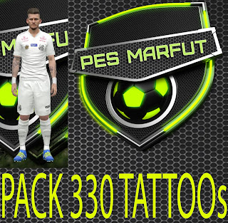 TATTOO pack 330 by Marcéu