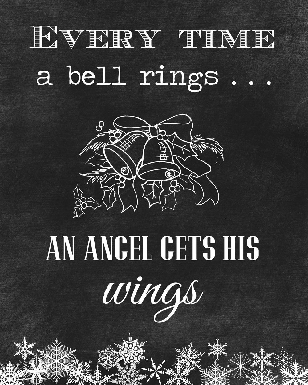 Wonderful Life Quotes: Poster ~ It's A Wonderful Life
