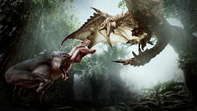 الإعلان عن مرحلة بيتا مفتوحة للعبة Monster Hunter World قادمة للاعبين في جهاز PS4