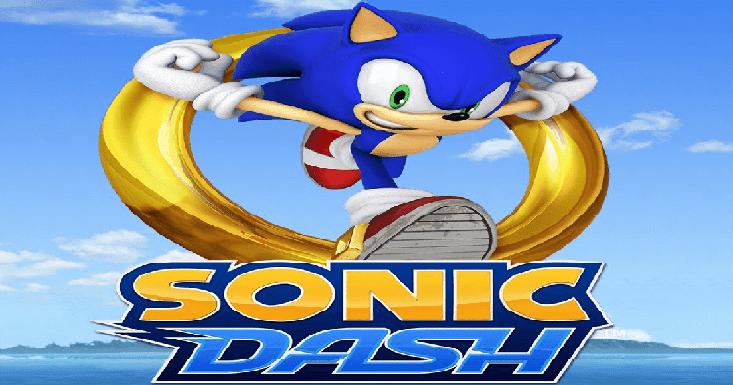 تحميل لعبة سونيك داش Sonic Dash للكمبيوتر برابط مباشر من ميديا فاير