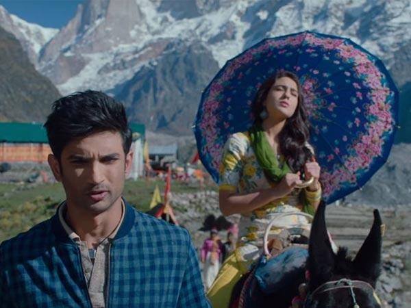 kedarnath-movie-review-and-rating-sushant-singh-rajput-sara-ali-khan