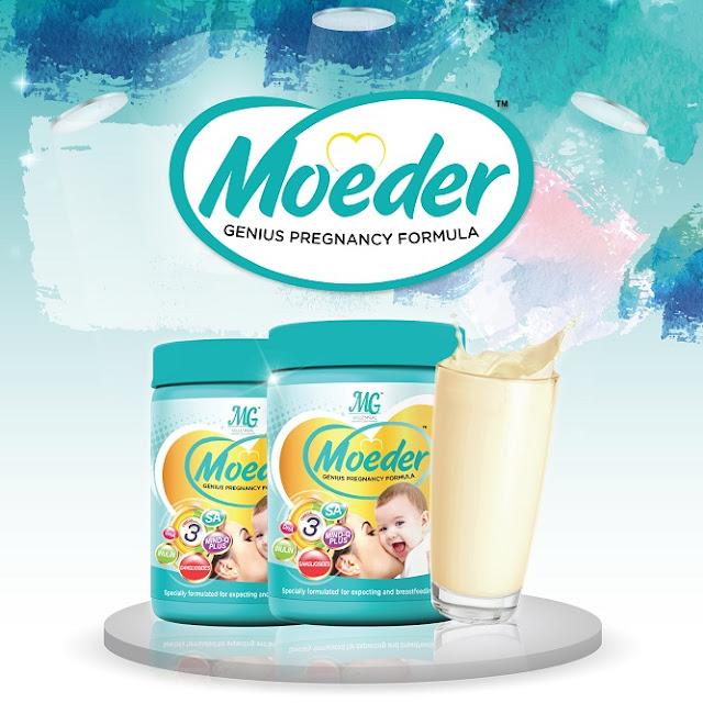 MOEDER Sebagai Milk Booster