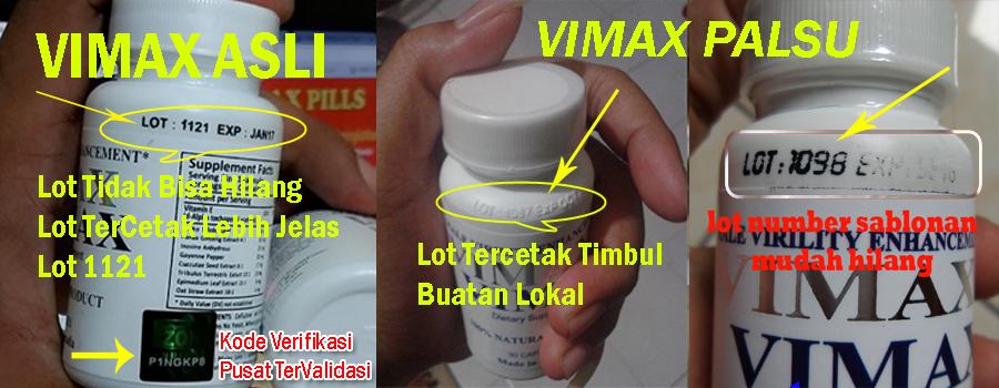 vimax izon terbaru asli ciri vimax asli
