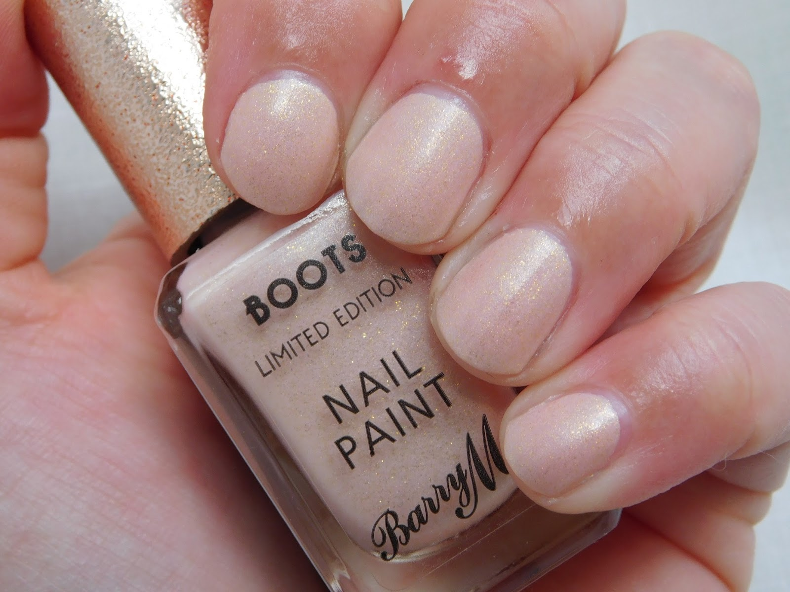 barry m boots