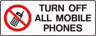 Evita distracciones con el teléfono móvil