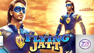 A Flying Jatt MP3 Songs download from   www.zainsbaba.com
