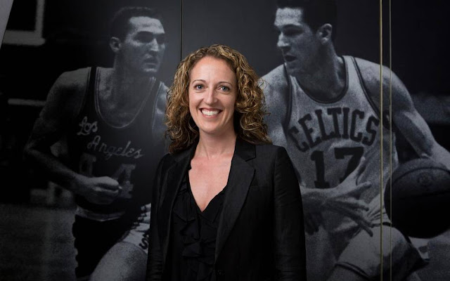 NBA Promosikan Amy Brooks kepada Chief Innovation Officer