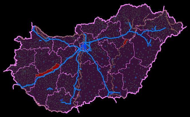 magyarország autópályái - laptop optimalizálás