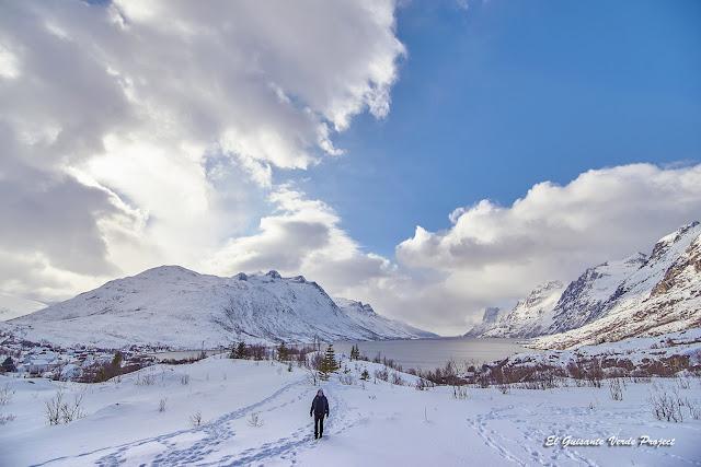 Ersfjordbotn, Kvaløya - Noruega por El Guisante Verde Project