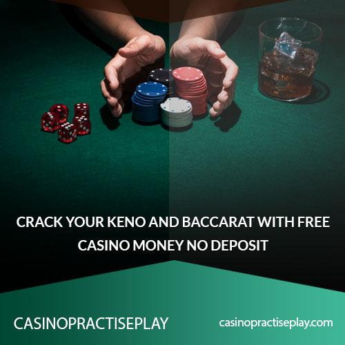 FREE NO DEPOSIT MONEY CASINO