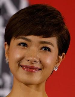 Gaya Rambut Side Swept Pixie Wanita Korea