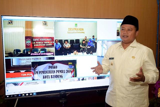 Angka Partisipasi Meningkat,  Wagub Apresiasi Bupati dan Wali Kota se Jabar