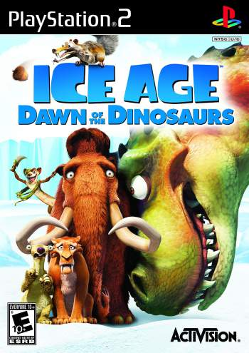 Ice Age 3: Dawn of the Dinosaurs (PAL) PS2 Torrent