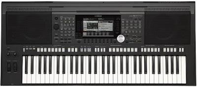 dan organ Yamaha PSR-S970