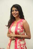 Aishwarya Lekshmi looks stunning in sleeveless deep neck gown with transparent Ethnic jacket ~  Exclusive Celebrities Galleries 103.JPG