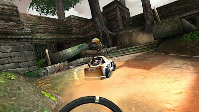Mini Motor Racing X Game Screenshot 6