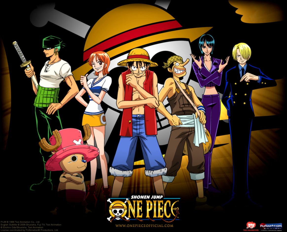 Anime One Piece Wallpaper Wallpapers Quality