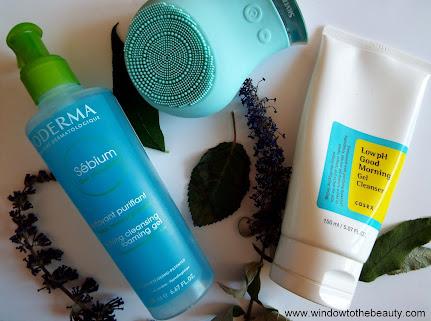 facial wash gel review
