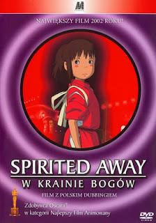 """""""Spirited Away: W krainie bogów"""" reż. Hayao Miyazaki"""