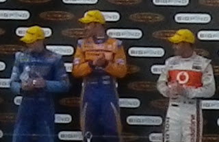 V8 SUPERCARS CHALLENGE WINNERS