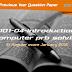 KTU QP : BE101-04-Introduction to computer prb solv -JAN 2016-KTU live