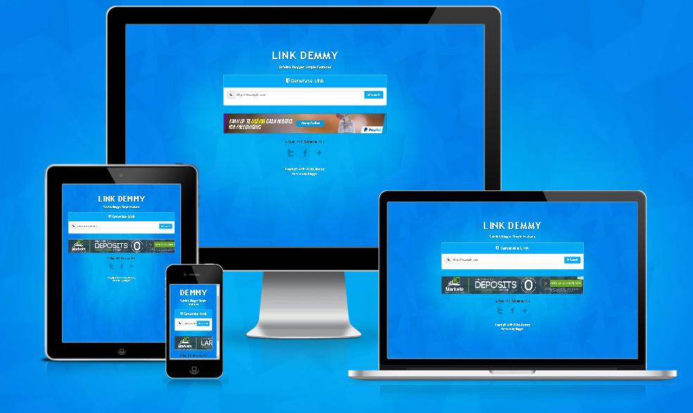 Cara membuat web safelink sendiri dengan mudah [Lengkap]