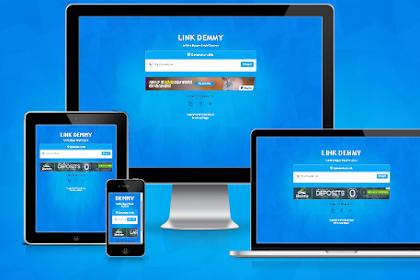 Cara membuat web safelink blogspot sendiri dengan mudah [Lengkap]