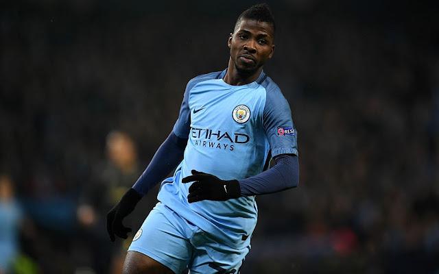 Leicester City ký hợp đồng với tiền đạo Manchester City Kelechi Iheanacho với giá 25 triệu bảng Anh 2