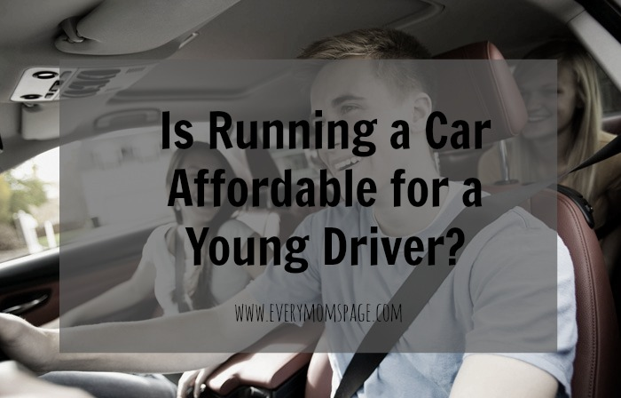 Is Running a Car Affordable for a Young Driver?