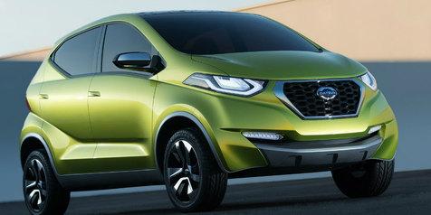Datsun Akan Tampilkan Redi-Go Concept di IIMS 2014