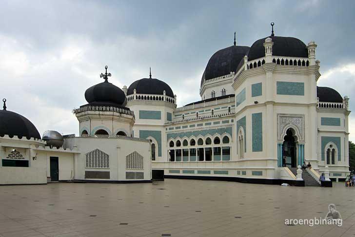 masjid raya al mashun medan