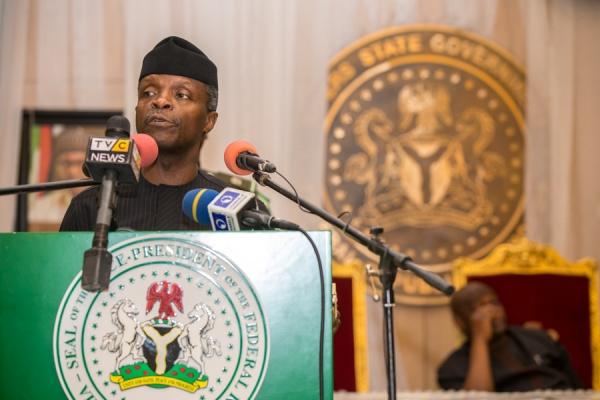 Nigerian jollof rice best in the whole world - Vice President